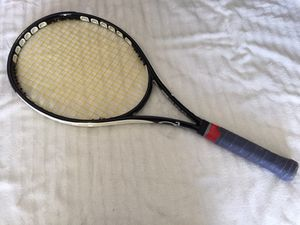 Prince O3 Speed Port Pro White Tennis Racket for Sale in North Bay Village, FL