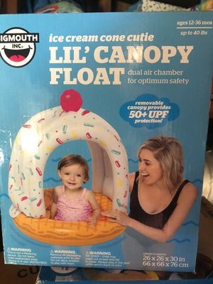 lil canopy float for Sale in Long Beach, CA