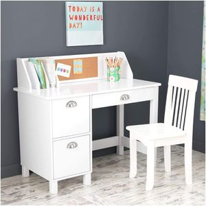 KidKraft Kids Study Desk with Chair for Sale in College Park, MD