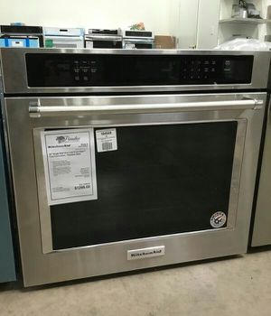 """New KitchenAid 30"""" Single Wall Oven With True Convection 🔥 for Sale in Chandler, AZ"""