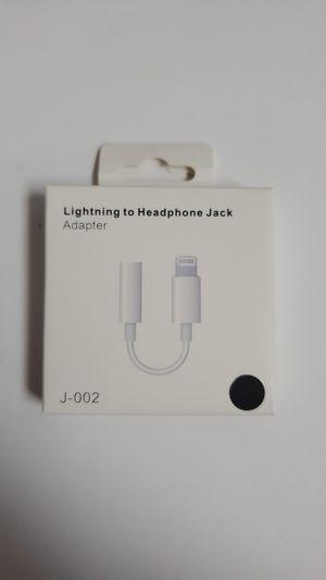 Lightning Headphone Jack for Sale in Woodbridge, VA