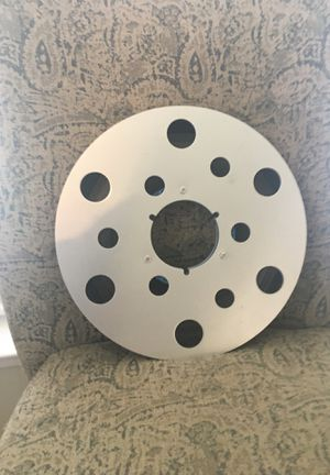 Commercial 11 inch aluminum reel to reel tape for Sale in San Antonio, TX