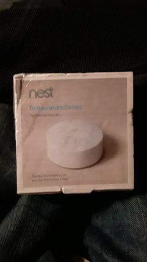 Nest temperature sensor for Sale in Seattle, WA