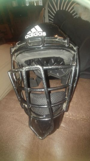 Adidas catchers helmet for Sale in Fond du Lac, WI