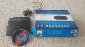Linksys wireless router for Sale in Denton, TX