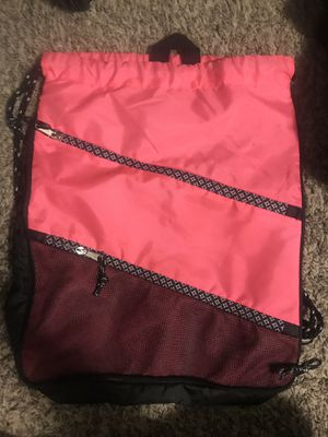 Pink drawstring backpack for Sale in Arvada, CO