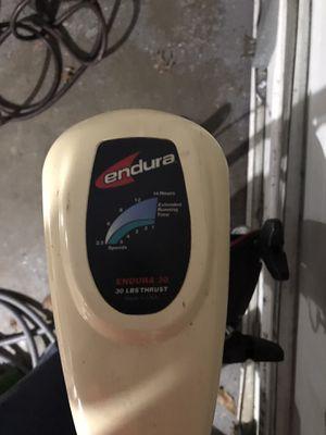 Endura Trolling motor for Sale in Cincinnati, OH