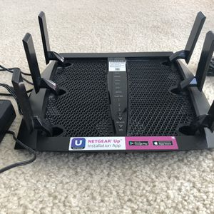 Netgear Nighthawk X6S + Surfboard Modem for Sale in Pleasanton, CA