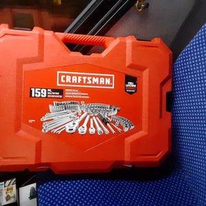 159pc Craftsman Tool Set for Sale in Arlington, VA