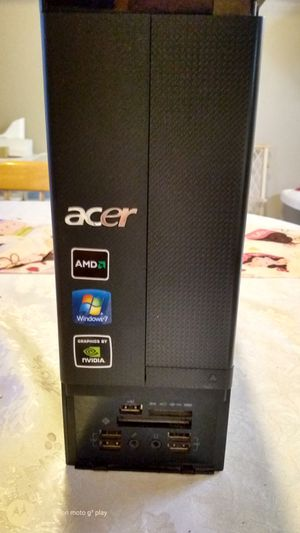Acer aspire Ax3490g for Sale in Miami Gardens, FL