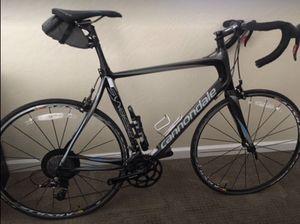 Like NEW Cannondale Synapse 58cm Tri Bike (Triathlon bike) for Sale in Alameda, CA
