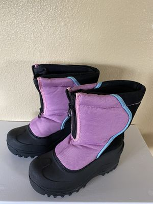 Kids Snow Boots (size 12) for Sale in Woodburn, OR