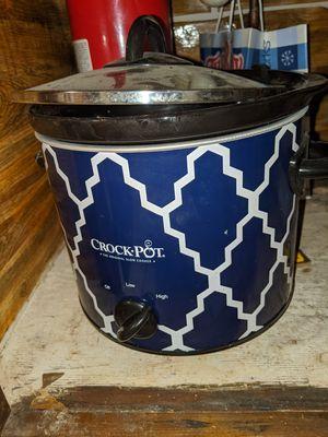 Crock pot for Sale in Oklahoma City, OK
