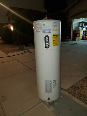 Free electric water heater good for scrap? for Sale in Phoenix, AZ