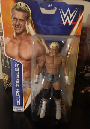 Dolph Ziggler Figure for Sale in Oakton, VA