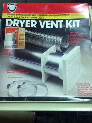 Dryer vent kit for Sale in Caledonia, MI