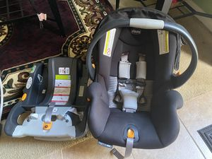 Chicco key fit car seat for Sale in Manvel, TX