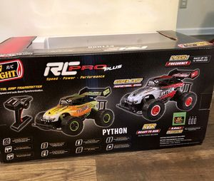 RC pro plus. Like new condition. Big size for Sale in Stone Mountain, GA