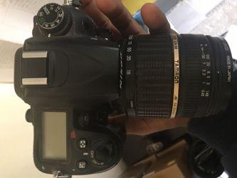 Nikon d7000 with 18-200mm macro lens for Sale in Lodi,  CA