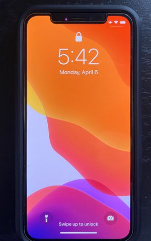 iPhone X 64gb White Sprint for Sale in Mount Prospect, IL