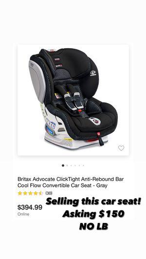 Britax advocate car seat for Sale in Miami, FL
