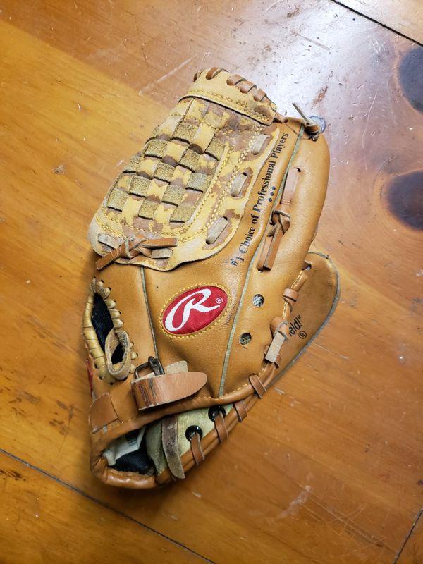 Kids baseball glove