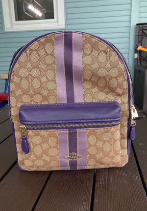 Coach backpack NWT for Sale in Danville, PA
