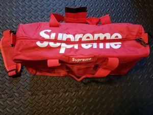 Supreme Gym Bag for Sale in Hoffman Estates, IL