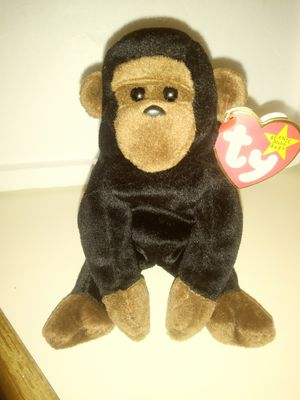 """Extremely Rare Flawed Original Beanie Baby """"Congo"""" for Sale in Gaithersburg, MD"""