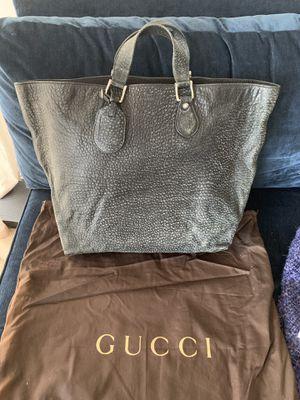 Gucci large black travel tote for Sale in Miami, FL