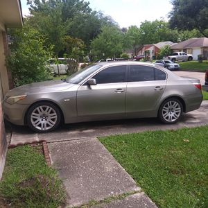 2004 bmw 525i for Sale in Houston, TX