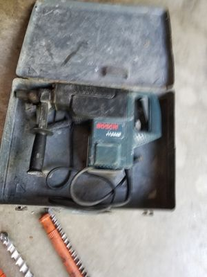 Bosch Hammer Drill for Sale in Winterville, NC