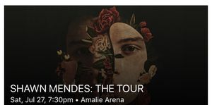 Shawn Mendes Tkts (3) for Sale in Fort Myers, FL