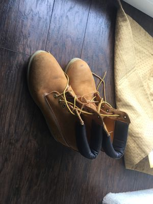Timberlands work boots size 13M for Sale in Hendersonville, TN
