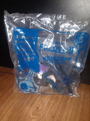 Disney Frozen 2 Kristoff character Happy Meal toys number 5 for Sale in Riverside, CA