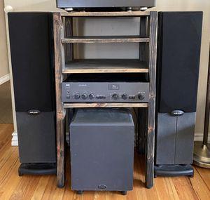 Polk Audio RT600 speakers for Sale in Monrovia, CA