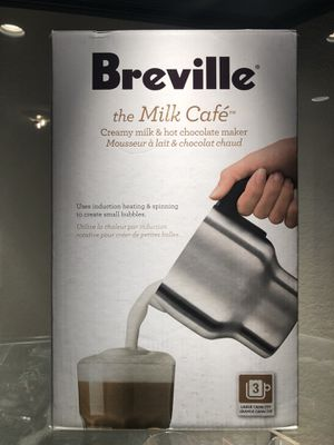 Breville Milk Cafe Brand New in Box for Sale in Queen Creek, AZ