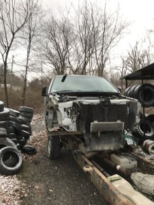 2005 ford truck parting out has new why pipe good bed , fenders cab is good doors interior. for Sale in Cabot, PA