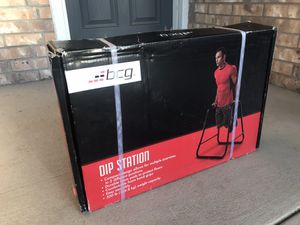 Dip Station, Home Gym (BRAND NEW) for Sale in Dallas, TX