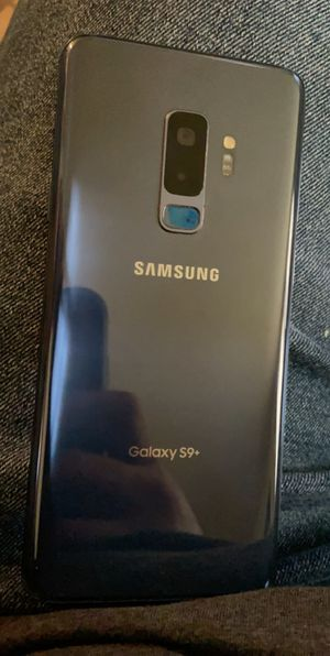 Galaxy S9+ locked for Sale in Humble, TX