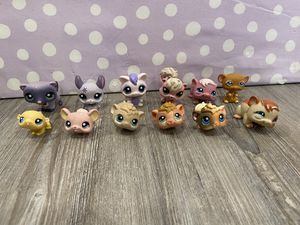Old Littlest Pet Shop Rodents for Sale in Broomfield, CO