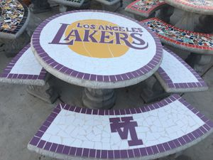 LA Lakers Table for Sale in Los Angeles, CA