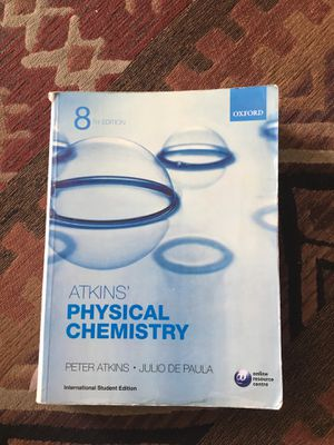 Atkins' Physical Edition (8th Edition) for Sale in Lexington, KY