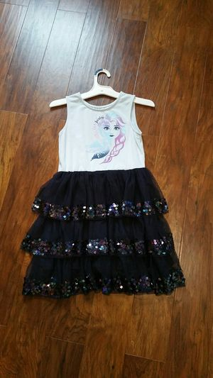 Girls Frozen Elsa dress size L for Sale in Clarksburg, MD