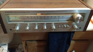 Vintage pioneer stereo receiver model SX 450 for Sale in Bedford, OH
