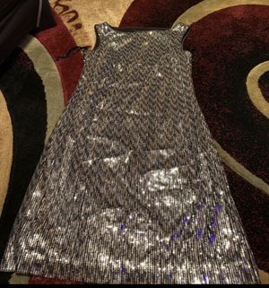 Sparkly brand new white house black market dress for Sale in Southampton Township, NJ