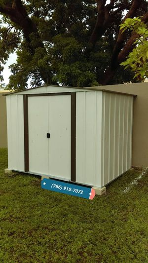 NEW- INSTALLED & DELIVERED 8X6 for Sale in Miami, FL