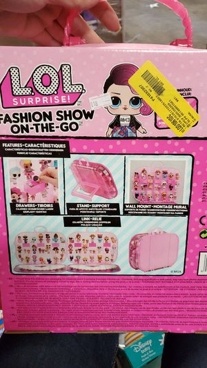 LOL surprise Fashion Show on the go for Sale in Riverside, CA