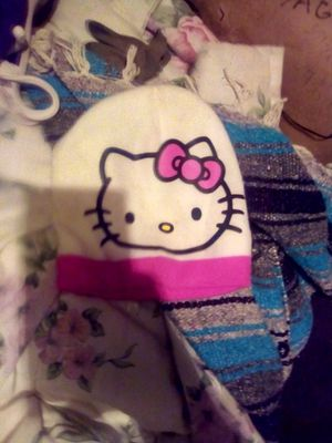 Hello Kitty beanie for Sale in Fresno, CA