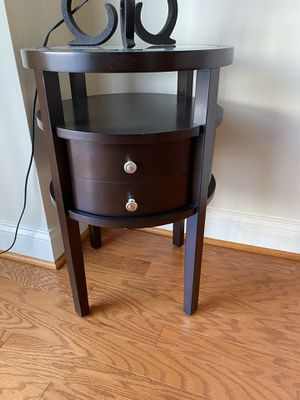 End table & lamp for Sale in Rockville, MD